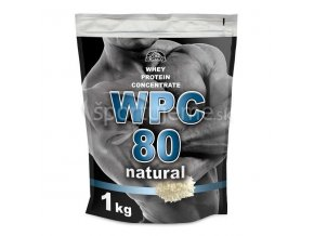 Koliba WPC 80 Natural 1000g