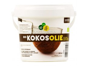 Purasana Bio Kokosový olej (Coconut Oil BIO) 500ml
