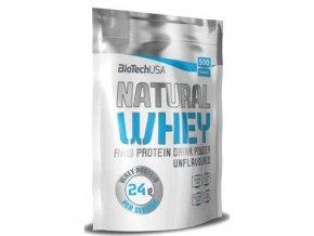 Biotech USA Natural Whey 500g