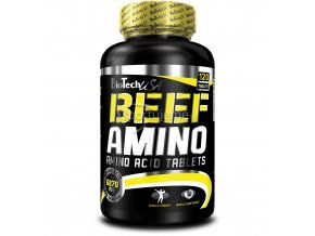 Biotech USA Beef Amino 120tbl