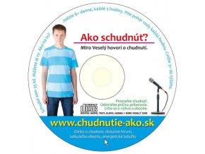 CD Ako schudnúť