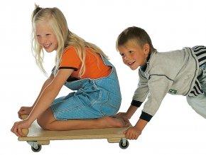 pevne gulickove uchyty k treningovym vozikom