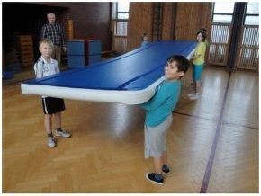gymnasticky set rinogym nafukovaci pas dlzka6m sirka2,1m