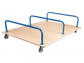 Transportny vozik na cvicebne podlozky 1