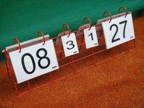 Volejbalove pocitadlo Dor Sport–ukazovatel stavu skore 1