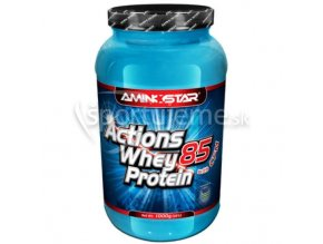 Aminostar Actions Whey Protein 85 1000g