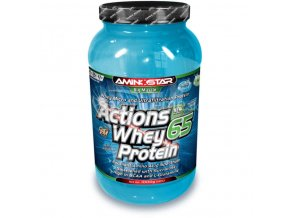 Aminostar Actions Whey Protein 65 1000g