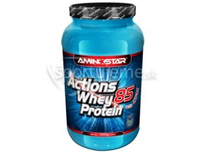 Aminostar Actions Whey Protein 85 2000g