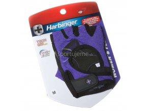 Harbinger Dámske rukavice 139 Flex Fit Fialové