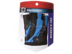 Harbinger dámske rukavice149 Women´s Pro Modré