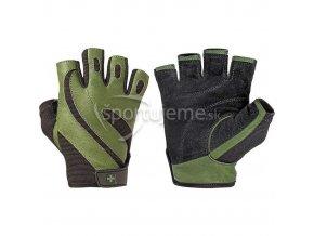 Harbinger Pánske rukavice 143 PRO zelené