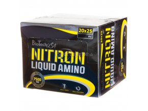 Biotech USA Liquid Amino (Nitron) 20x25ml