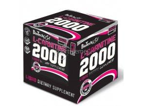 Biotech USA L-Carnitine ampule 2000 20x25ml