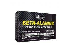 Olimp Beta Alanine Carno Rush mega tabs 80tabs