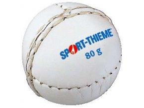 Sport-Thieme Kriketová lopta 80g, priemer 6,5cm
