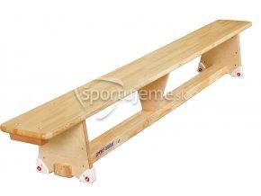 Sport-Thieme Gymnastiká lavička 3m