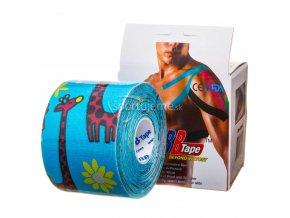 BB Tape Kineziologický tejp pre citlivú detskú pokožku 5cm x 5m