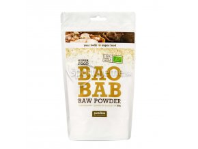 Purasana Baobab Powder BIO RAW 200g