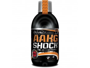 Biotech USA AAKG Shock Extreme 500 ml