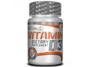 Biotech USA Vitamin D3 60 tbl