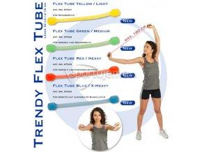 Trendy Sport cvičebná guma Flex Tube