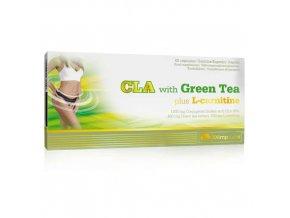 Olimp CLA + Zelený čaj + L-carnitine 60kaps