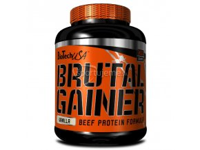 Biotech USA Brutal Gainer NEW BEEF 3632g