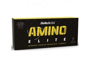 Biotech USA Amino Build Elite 120kaps