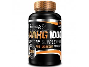 Biotech USA L-Arginine AAKG 1000 100tbl