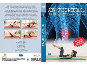 Aby kríže neboleli - Pilates Medical s MUDr. Monikou Klenkovou
