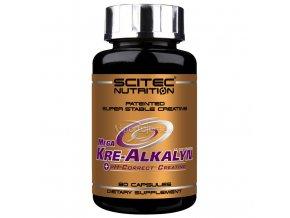 Scitec Nutrition MEGA KRE-ALKALYN 80kaps