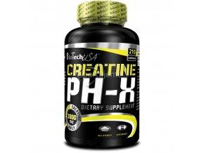 Biotech USA Creatine pH X 210kaps