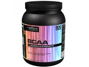 Reflex Nutrition BCAA 500kaps