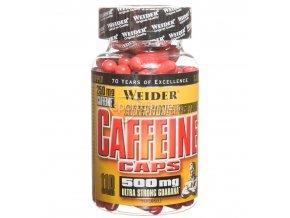 Weider Caffeine Caps 110kaps