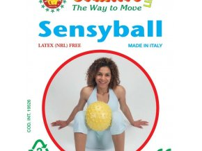 Ledraplastic SezyBall - Akumpresúrna lopta 20 cm