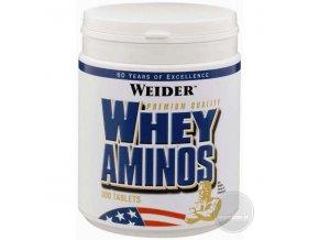 Weider WHEY AMINOS 300tbl