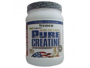 Weider Pure Creatine 500g + 100g ZADARMO