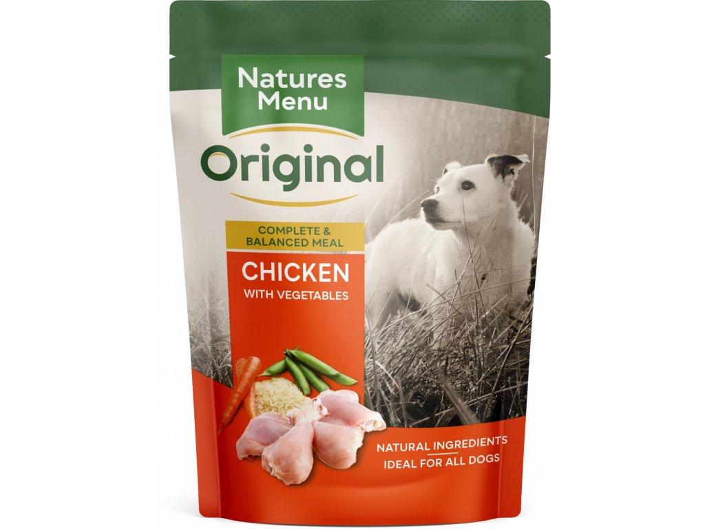 NMPAD kapsička pro psy kuřecí
