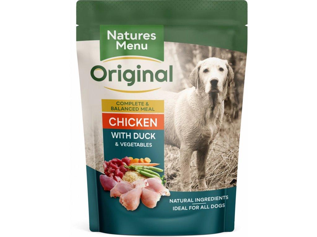 NMPCD kapsička pro psy kuřecí a kachní