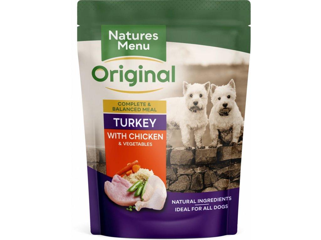 NMPTC kapsička pro psy kuřecí a krůtí