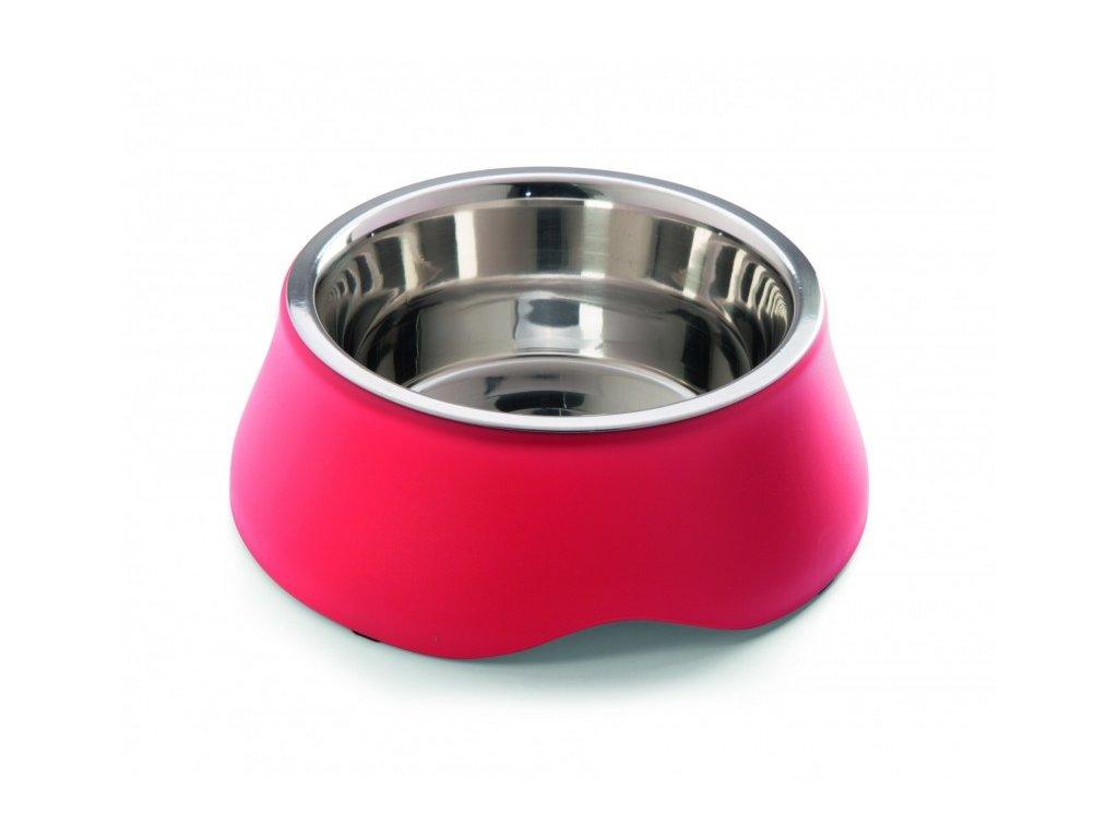 miska pro psy imac diva 8 cervena