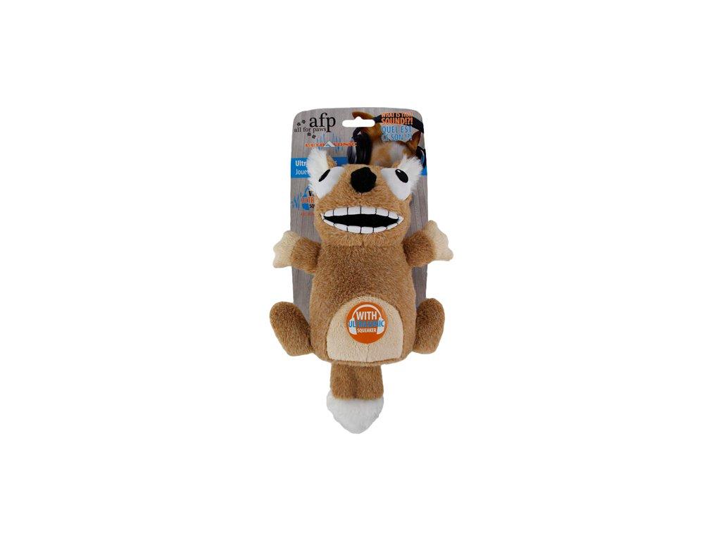 afp ultrazvukova hracka pro psy mala bezova