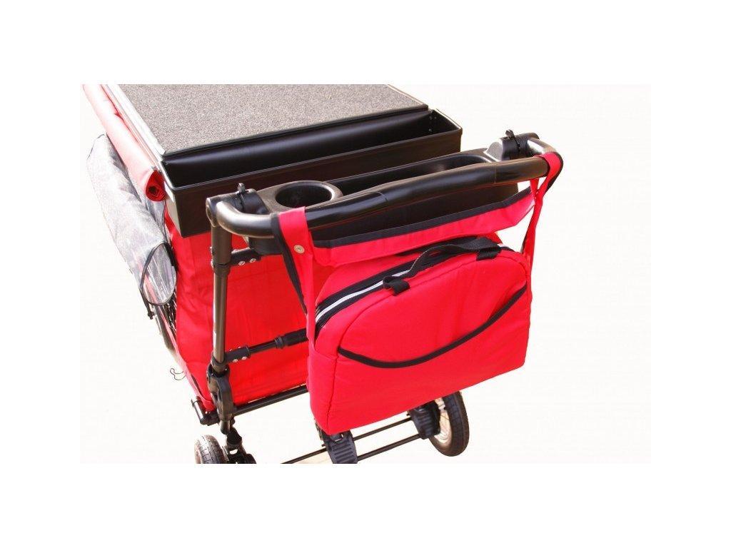 PetMobil taška na řidítka k výstavnímu vozíku