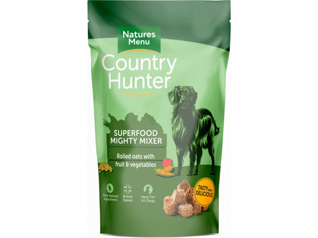 suche barf krmivo natures menu country hunter mighty mixer