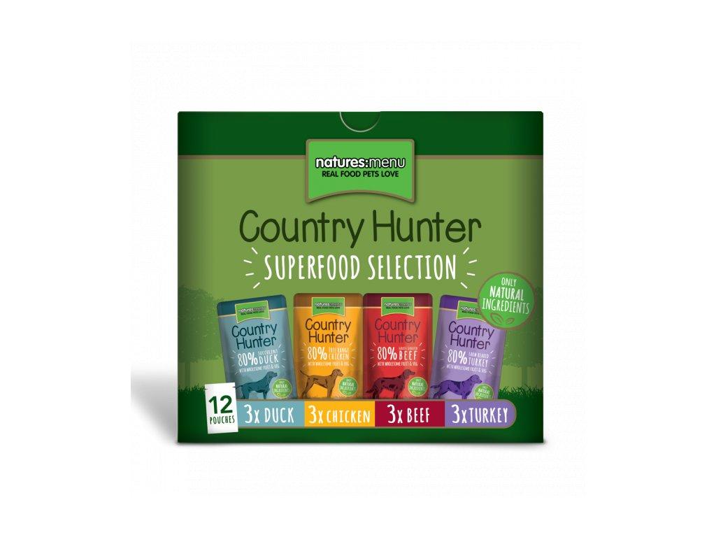 country hunter kapsicky multipack box