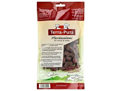 Terra Pura koňský salámek 250 g