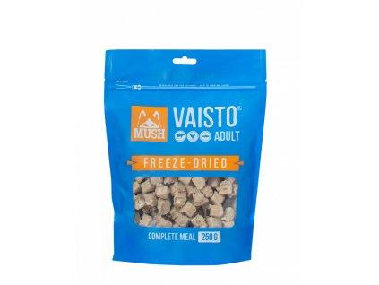 MUSH Vaisto Blue mrazem sušené freeze dried kompletní BARF krmivo 250 G