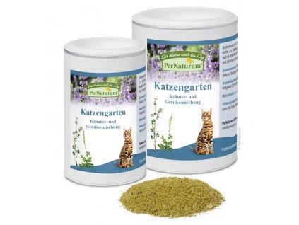 katzengarten kočičí zahrada 50 g