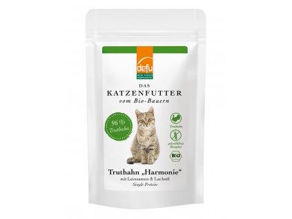 DEFU 578414 bio truthan harmonie 85 g kompletní krmivo pro kočky