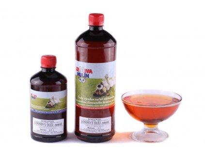 lososovy olej natural pro psy na srst